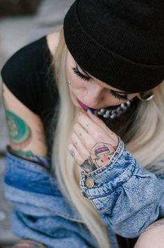 #girl#tattoo#sexy