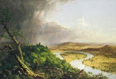 Great landscape!    Thomas Cole