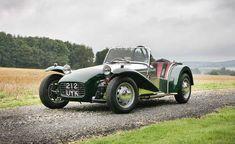 1961 Lotus Seven S2