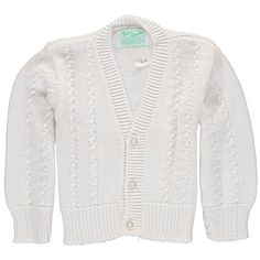 """Product review for White Cable V-Neck Sweater for Boys.  This white v-neck cable sweater is super elegant and super comfy. It is great for church, school or just occasions. Have your little boy put it over his shirt for a super dapper appearance while also keeping warm.       Famous Words of Inspiration...""""It is no measure of..."""