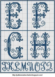 Free Easy Cross, Pattern Maker, PCStitch Charts + Free Historic Old Pattern Books: Sajou No 202