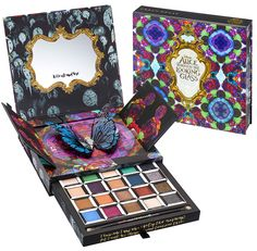 Urban decay Alice in Wonderland pallet Brand new. i color lightly swatched (Hatter) Urban Decay Makeup Eyeshadow Cute Makeup, Pretty Makeup, Beauty Makeup, Prom Makeup, Urban Decay Makeup, Urban Decay Eyeshadow Palette, Maquillage Too Faced, Alice In Wonderland Palette, Makeup Organization