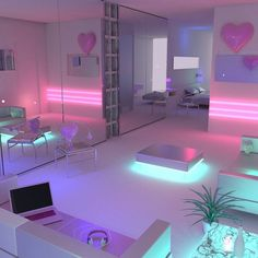 Probably The Most Beautiful Girls Bedroom Dream Rooms – My Life Spot Cute Bedroom Ideas, Cute Room Decor, Girl Bedroom Designs, Room Ideas Bedroom, Awesome Bedrooms, Cool Rooms, Bedroom Decor, My New Room, My Room