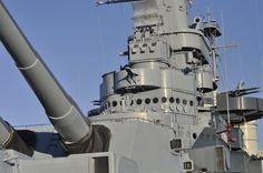 Battleship NORTH CAROLINA, image taken by Mark Wright