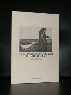 Paula Modersohn-Becker # DIE RADIERUNGEN# 1978, mint