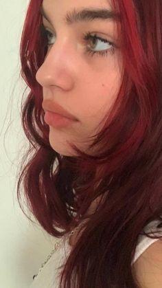 Red Hair Inspo, Red Hair Inspiration, Dying My Hair, Aesthetic Hair, Dream Hair, Pretty Hairstyles, Hair Looks, New Hair, Curly Hair Styles