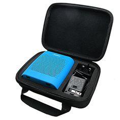 co2CREA(TM) for Bose Soundlink Color Wireless Bluetooth Speaker Semi-Hard EVA Carrying Travel Storage Case Bag (Storage Case Black) Co2Crea http://www.amazon.com/dp/B00OTB9JYE/ref=cm_sw_r_pi_dp_vucdwb0MJKQTN