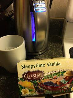 Deities of Health: Sleepy Time Tea