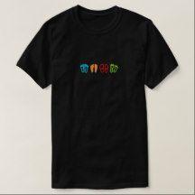 Prehistoric human footsteps T-Shirt