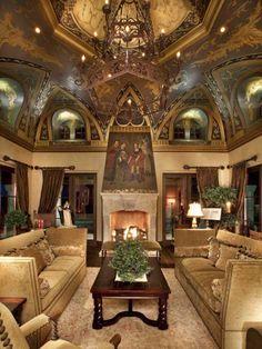 unique living room - Google Search
