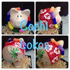 Alcancía ahorro para Hawai