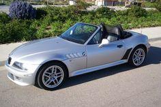 silverroadster 2000 BMW Z3 11148742