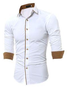 036cf35d391 Leisure Classic Shirt丨Fashion Shirts for Men丨ZealCouture Coole Shirts