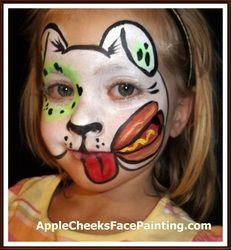 Portfolio - Apple Cheeks Face Painting