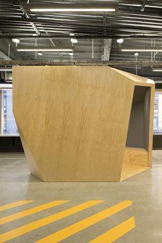 MIT Beaver Works   Merge Architects; Photo: John Horner Photography/David Bragdon   Archinect