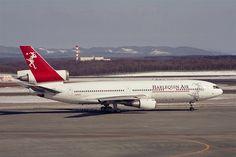 "McDonnell Douglas, DC-10-30, JA8550, ""Harlequin Air"", RJCC, Saporro, Japan | Flickr - Photo Sharing!"