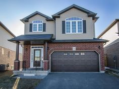 340 Tealby Crescent, Waterloo, ON View Photos, Garage Doors, Outdoor Decor, Home Decor, Decoration Home, Room Decor, Interior Design, Home Interiors, Interior Decorating
