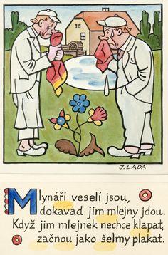 Kalamajka – Mlynáři veselí jsou, 1913