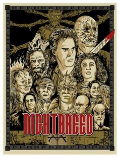 NIGHTBREED(I loved this movie)