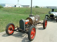 Model T Speedster-pics whose got 'em - Page 5 - THE H.A.M.B.