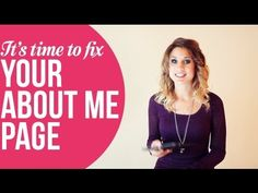 """Eight exclusive tips on creating an incredibly effective """"About Me"""" page - Alex Beadon Marketing Online, Business Marketing, Business Tips, Social Media Marketing, Craft Business, Online Business, Design Social, Web Design, Doula"""