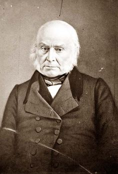 "6. John Q. Adams ""1825 to1829"" before he became president he was a diplomat, a Senator and member of the House of Representatives."