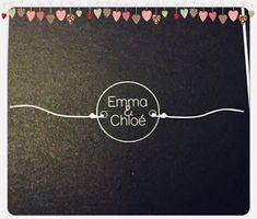 """La box bijoux """"Emma & Chloé"""" Chloe, Tattoos, Silver Color, Cosmetics, Makeup, Kid, Kitchens, Tatuajes, Tattoo"""