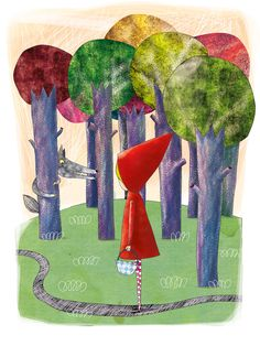 Cappuccetto Rosso 2 di Gianno Tommaso | Autori di Immagini