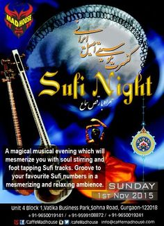 This one is for Sufi Lovers... #sufimusic #sufisongs