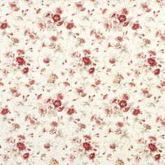 Waverly Fairhaven Rose fabric