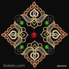 what is Kundan Rangoli Dot Art Painting, Mandala Painting, Stone Painting, Mandala Canvas, Mandala Dots, Christmas Mandala, Rhinestone Art, Puffy Paint, Indian Crafts