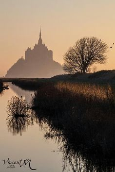 Tumblr Mont St. Michel, Basse-Normandie