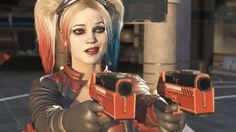 INJUSTICE 2 Harley Quinn.
