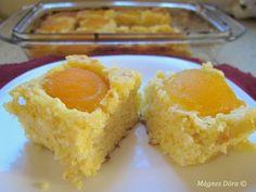 Sárgabarackos túrós kölessüti, azaz ország tortája ihlette - Blogger Kulinária Paleo, Keto, Cornbread, Delish, Gluten Free, Vegetarian, Sweets, Vegan, Cookies