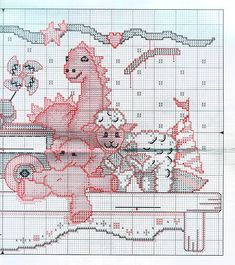Just Cross Stitch Patterns   Learn craft is facilisimo.com baby shelf 2