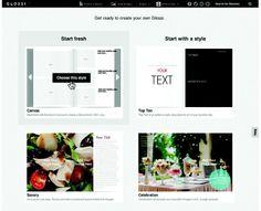 Glossi: creare riviste digitali