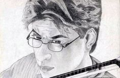 Shahrukh Khan fan art - Mohabbatein (2000)