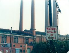 Kearsley power station  1985