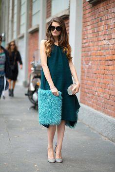Street Style - Milan Fashion Week Street Style Spring 2015