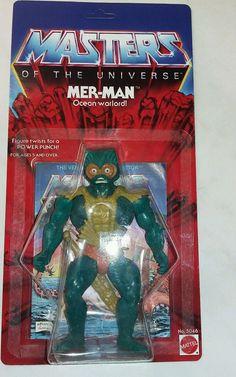Motu Mer-Man in Sammeln & Seltenes, Figuren, Action-Figuren   eBay