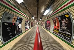 Tottenham Court Road London Station #tube #underground #UK (End of London Walk 5 or continue with Walk 6)