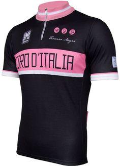 Giro D'Italia 2013 Fiorenzo Magni Wool Heritage Jersey - Short Sleeve