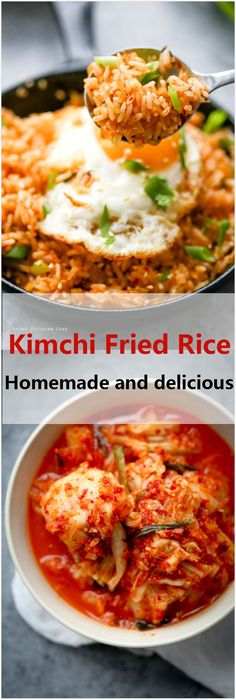 Kimchi Fried Rice                                                                                                                                                                                 More