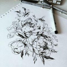 I like this for a shoulder tattoo
