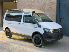 T6 de Uro-Camper Vw T5, Volkswagen Bus, Vw Minibus, Vw Syncro, T3 Vw, T5 Camper, Volkswagen Transporter, Truck Camper, Offroad Camper