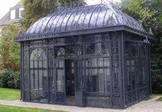Garten Jugendstil details zu wintergarten orangerie jugendstil pavillon gewächshaus