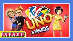UNO and Friends #7 - Best Casual Games