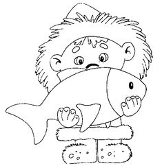 1000 images about poolgebieden kleurplaten on for Eskimo coloring page