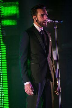 Eurovision Song Contest 2013: Marco Mengoni veste Salvatore Ferragamo, il bozzetto dell'abito