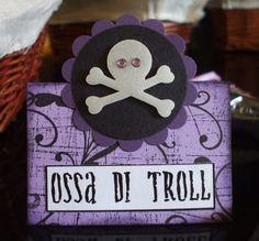 Halloween 2008 - Food card
